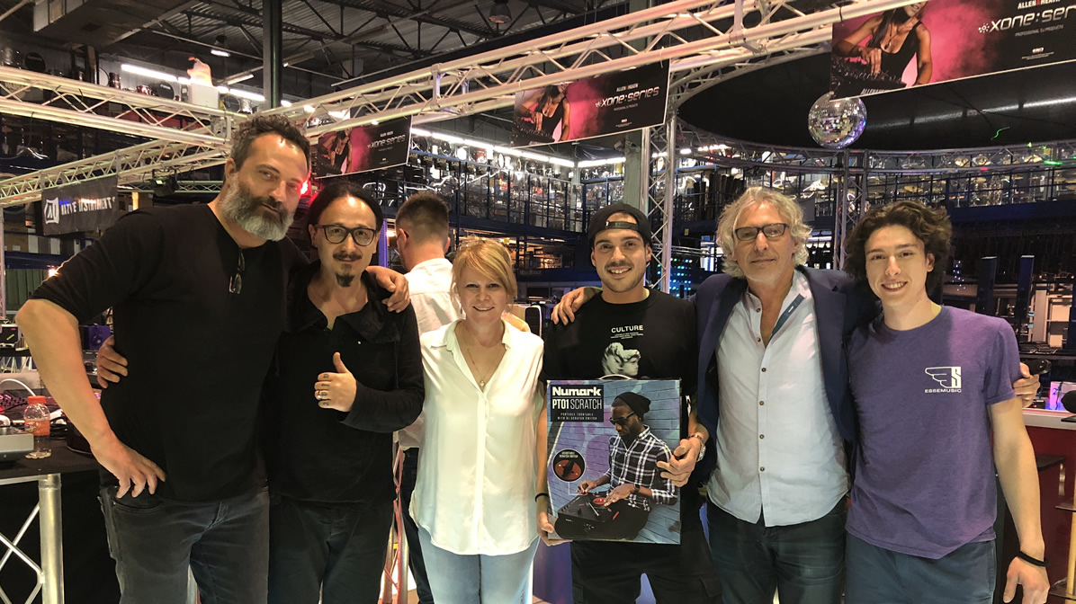 Andrea Martini vince la tappa dell'EKO MG e Music Inside Rimini DJ & Performer Contest presso Essemusic